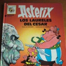 Cómics: TEBEO CÓMIC ASTERIX: LOS LAURELES DEL CÉSAR (1.990) DE GOSCINNY & UDERZO. EDITORIAL GRIJALBO. Lote 35689339