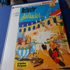 Cómics: ASTERIX NUM. 4 ASTERIX GLADIADOR - GRIJALBO - TAPA DURA AÑO 1985 . Lote 35714558