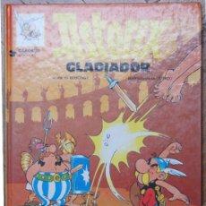Cómics: ASTERIX GLADIADOR. NÚMERO 4. EN BUEN ESTADO. Lote 35723936