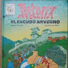 Cómics: ASTERIX EL ESCUDO ARVERNO. NÚMERO 11. EN BUEN ESTADO. Lote 35723961