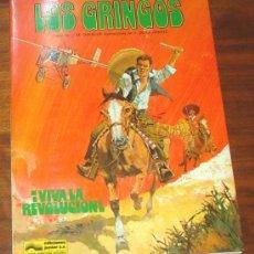 Cómics: CÓMIC 'LOS GRINGOS, ¡VIVA LA REVOLUCIÓN!' (CHARLIER, VÍCTOR DE LA FUENTE). Lote 35792441