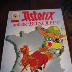 Cómics: ASTERIX AND THE BANQUET -INGLES. Lote 35996023