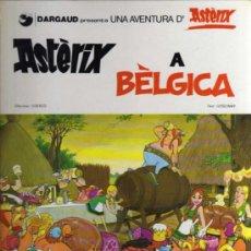 Cómics: ASTERIX A BÈLGICA - UDERZO/GOSCINNY - 1981 - GRIJALBO/DARGAUD - EN CATALÁN. Lote 36002840