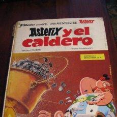 Cómics: ASTERIX Y EL CALDERO. Lote 36060119