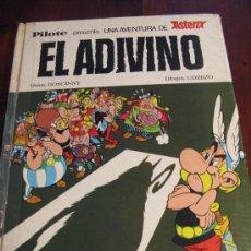 Cómics: ASTERIX EL ADIVINO. Lote 36060146