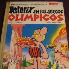 Cómics: ASTERIX EN LOS JUEGOS OLIMPICOS. Lote 36060596