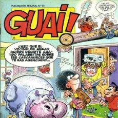 Cómics: GUAI Nº 50. Lote 36110640