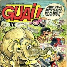 Cómics: GUAI Nº 56. Lote 36110658