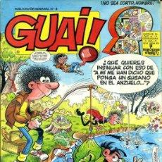 Cómics: GUAI Nº 9. Lote 36110686