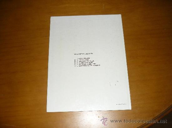 Cómics: LEFRANC Nº 5 LAS PUERTAS DEL INFIERNO.IMPECABLE GRIJALBO PERFECTO - Foto 6 - 36148143