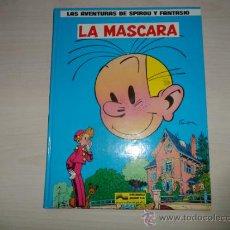"""Cómics: LAS AVENTURAS DE SPIROU Y FANTASIO - Nº 5 - """"LA MÁSCARA"""" - EDICIONES JUNIOR - AÑO 1988.. Lote 36268621"""