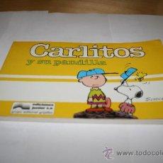 Cómics: CARLITOS Y SU PANDILLA TOMO 6 - GRIJALBO - REF1. Lote 36379413