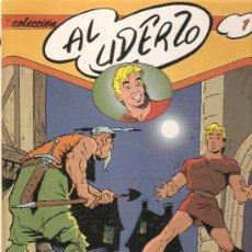 Cómics: COMIC TAPA DURA AL UDERZO Nº 1 POR UDERZO . Lote 36379253