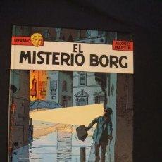 Cómics: LEFRANC - Nº 3 - EL MISTERIO BORG - GRIJALBO -. Lote 36486940