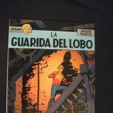 Cómics: LEFRANC - Nº 4 - LA GUARIDA DEL LOBO - GRIJALBO -. Lote 36486972