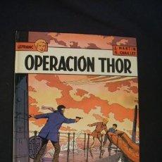 Cómics: LEFRANC - Nº 6 - OPERACION THOR - GRIJALBO -. Lote 36487033
