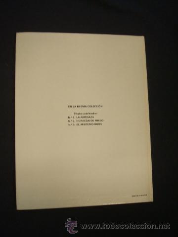 Cómics: LEFRANC - Nº 3 - EL MISTERIO BORG - GRIJALBO - - Foto 5 - 36486940