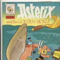 ASTERIX IN ENGLISH / THE GOLDEN SICKLE