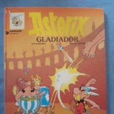 Cómics: # ASTERIX - GLADIADOR (GOSCINNY & UDERZO) GRIJALBO/DARGAUD, TAPA DURA. Lote 36524422