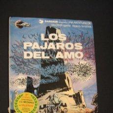 Cómics: VALERIAN - Nº 4 - LOS PAJAROS DEL AMO - GRIJALBO - . Lote 36591593