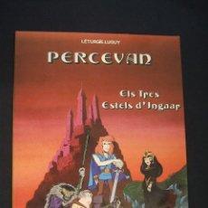 Comics - PERCEVAN - Nº 1 - ELS TRES ESTELS D'INGAAR - GRIJALBO - EN CATALÀ - - 36591847