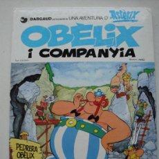 Cómics: ASTERIX - OBELIX I COMPANYIA- EN CATALÀ . Lote 36602422