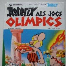 Cómics: ASTERIX ALS JOCS OLÍMPICS -EN CATALÀ--. Lote 36602523