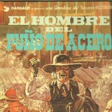 Cómics: BLUEBERRY Nº 4 EL HOMBRE DEL PUÑO DE ACERO EDICIONES JUNIOR 1978. Lote 36648429