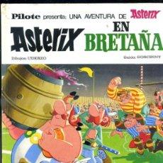 Cómics: ASTERIX EN BRETAÑA - BRUGUERA (1970). Lote 48744144