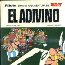Cómics: ASTERIX EL ADIVINO - BRUGUERA (1973). Lote 41479387