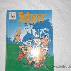 Cómics: ASTERIX Nº 1 EL GAL -THE GAUL 1983 EDICION ESPECIAL CATALAN-INGLES. Lote 36961368