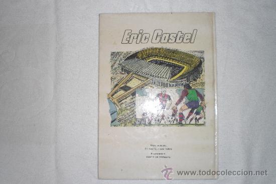 Cómics: ERIC CASTEL EN CASTEL I ELS TONIS EN CATALA - Foto 2 - 36961465