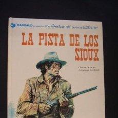 Cómics: BLUEBERRY - Nº 5 - LA PISTA DE LOS SIOUX - GRIJALBO - . Lote 37003335