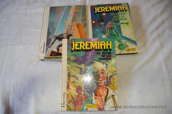 JEREMIAH GRIJALBO COMPLETA (Tebeos y Comics - Grijalbo - Jeremiah)
