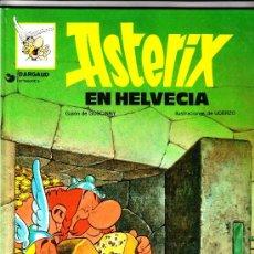 Cómics: ASTERIX EN HELVECIA 1990. Lote 37321991