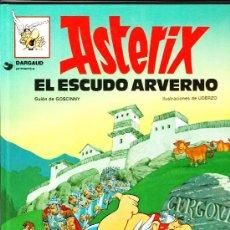 Cómics: ASTERIX EL ESCUDO ARVERNO . Lote 37322554