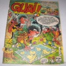 Fumetti: GUAI Nº 6 - GRIJALBO . Lote 37384762