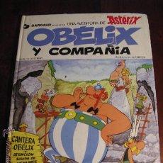 Cómics: OBELIX Y COMPAÑIA. Lote 37410291