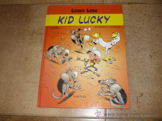 LUCKY LUKE . KID LUCKY . SALVAT 2000 . (Tebeos y Comics - Grijalbo - Lucky Luke)