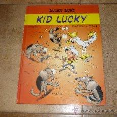 Cómics: LUCKY LUKE . KID LUCKY . SALVAT 2000 .. Lote 37479928