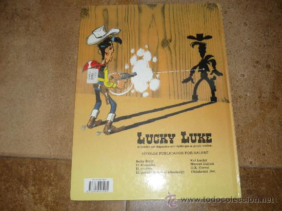 Cómics: LUCKY LUKE . KID LUCKY . SALVAT 2000 . - Foto 3 - 37479928