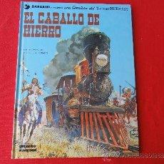 Cómics: BLUEBERRY Nº 3. EL CABALLO DE HIERRO. GRIJALBO .. Lote 37753537