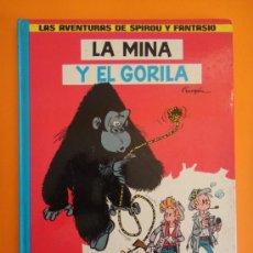 Cómics: SPIROU Y FANTASIO Nº 9 LA MINA Y EL GORILA . GRIJALBO - JUNIOR 1982 . RAREZA. Lote 37930786