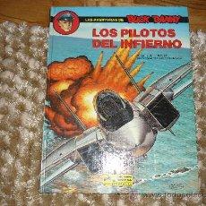 Cómics: BUCK DANNY Nº 42 LOS PILOTOS DEL INFIERNO EDICIONES JUNIOR GRIJALBO. Lote 37969799