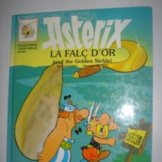 Cómics: ASTERIX LA FALÇ D´OR - AND THE GOLDEN SICKLE AÑO 1996 Nº3. Lote 38218670