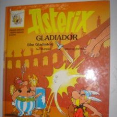 Cómics: ASTERIX GLADIADOR - THE GLADIATOR AÑO 1996 Nº4. Lote 38218758