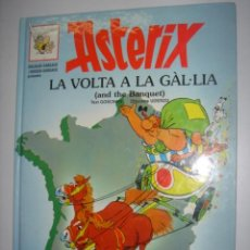Cómics: ASTERIX LA VOLTA A LA GAL-LIA - AND THE BANQUET AÑO 1996 Nº6. Lote 38219011