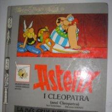 Cómics: ASTERIX I CLEOPATRA - AND CLEOPATRA AÑO 1996 Nº7. Lote 38219119