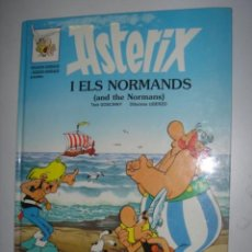 Cómics: ASTERIX I ELS NORMANDS - AND THE NORMANS AÑO 1996 Nº8. Lote 38219167