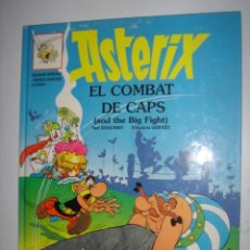 Cómics: ASTERIX EL COMBAT DE CAPS - AND THE BIG FIGHT AÑO 1996 Nº10. Lote 38219329